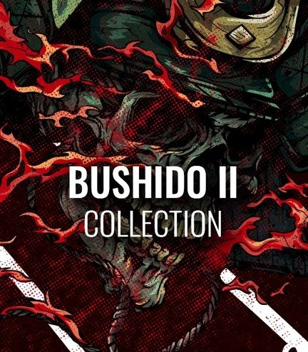 "Kolekce  Ground Game ""Bushido II"""