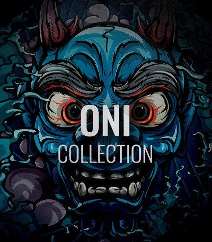 "Kolekce Ground Game  ""Oni"""