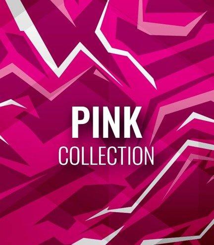 """Kolekce Ground Game  """"Pink"""""""