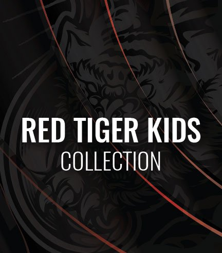 "Kolekce Ground Game ""Red Tiger Kids"""