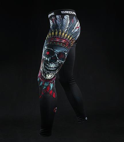 "Legíny Ground Game ""Indian Skull"""