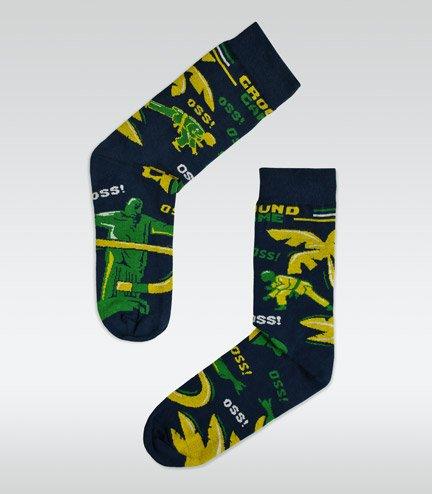 """Ponožky """"Brasil"""""""