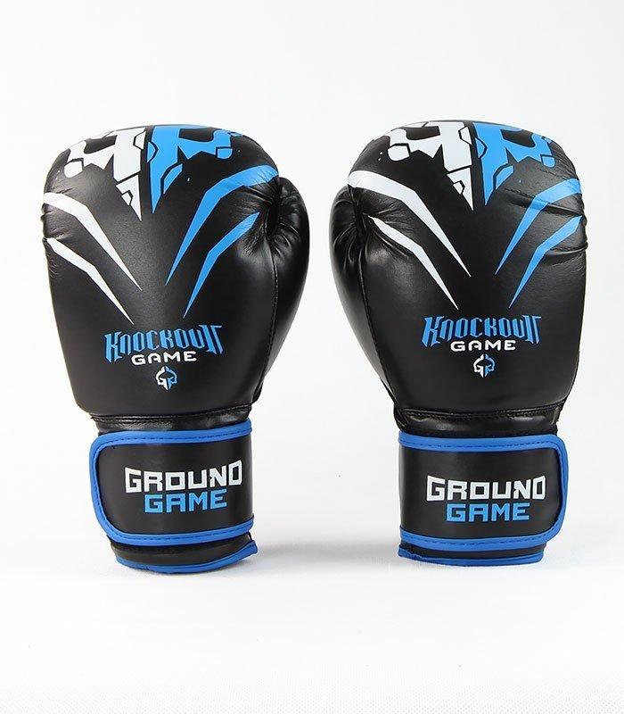 """Boxerské rukavice """"Logo"""" 14 oz"""