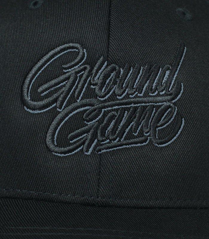 """Dětská kšiltovka Ground Game """"Tag Shadow"""" Černá"""