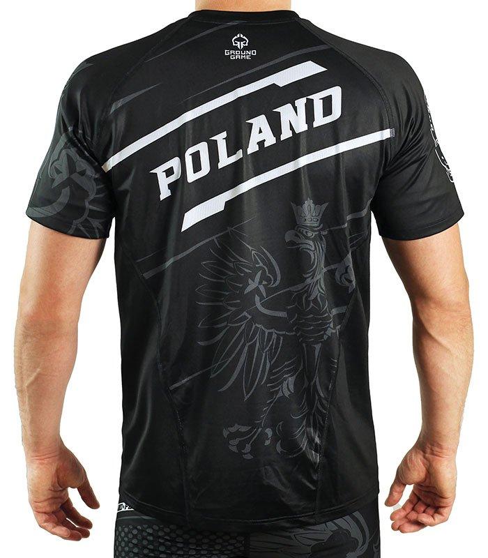 """Funkční tričko """"Polska"""""""
