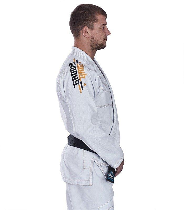 """Kimono Gi BJJ """"Champion"""" (Bílé)"""