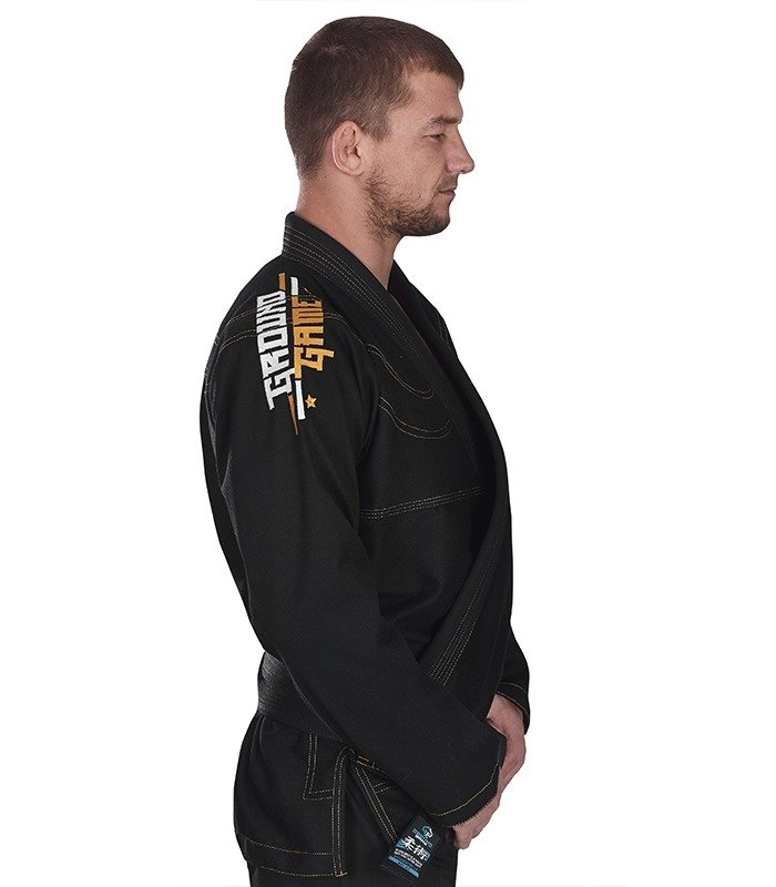 """Kimono Gi BJJ """"Champion"""" (Černé)"""