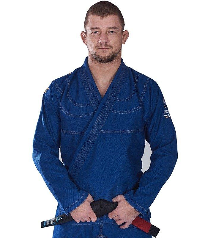 """GI BJJ """"Champion"""" (Modré) + pásek ZDARMA"""