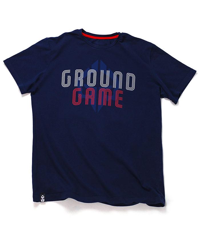 """Pánské tričko Ground Game """"MPXVII"""""""