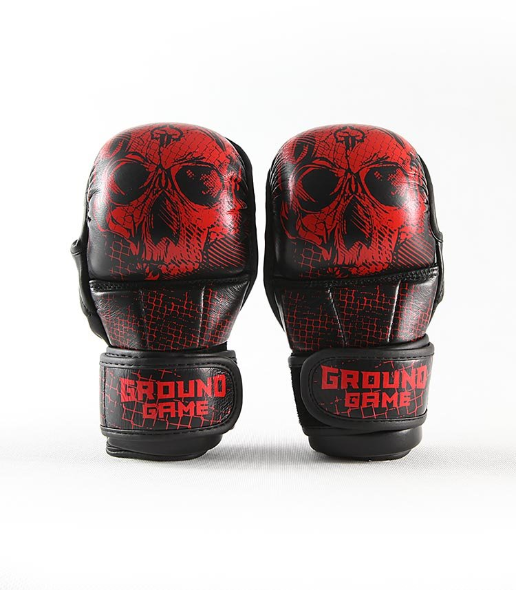 """Tréninkové rukavice MMA PRO """"Red Skull"""""""