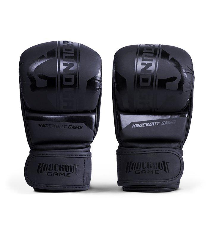 """Tréninkové rukavice MMA """"Stripe Black"""""""