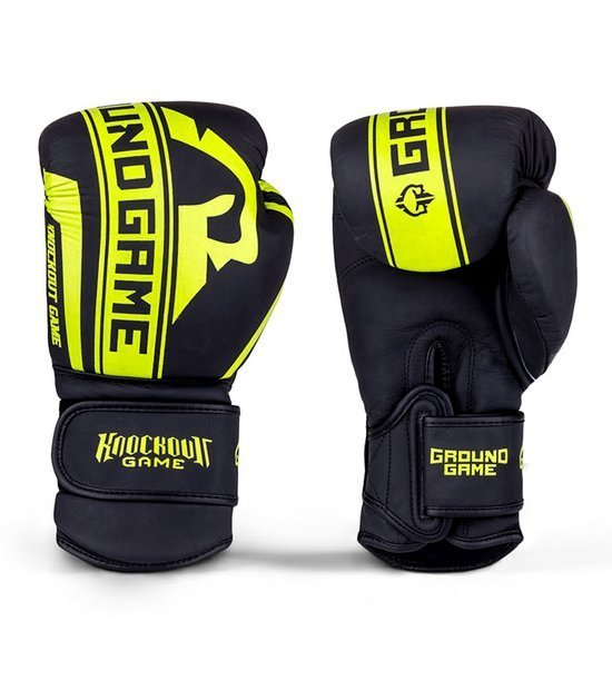 "Boxerské rukavice ""Stripe Neon"""