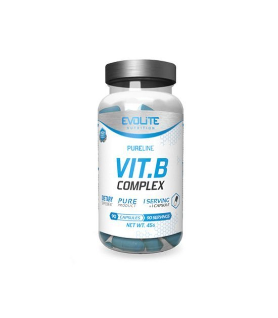 Evolite Vitamin B Complex 90 caps