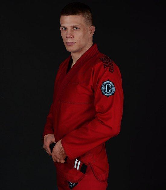 "Kimono Gi BJJ ""Champion 2.0"" (Červené)"