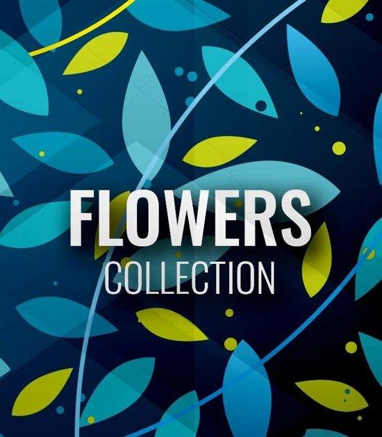 "Kolekce Ground Game  ""Flowers"""