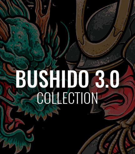 "Kolekce Ground Game ""Bushido"" 3.0"