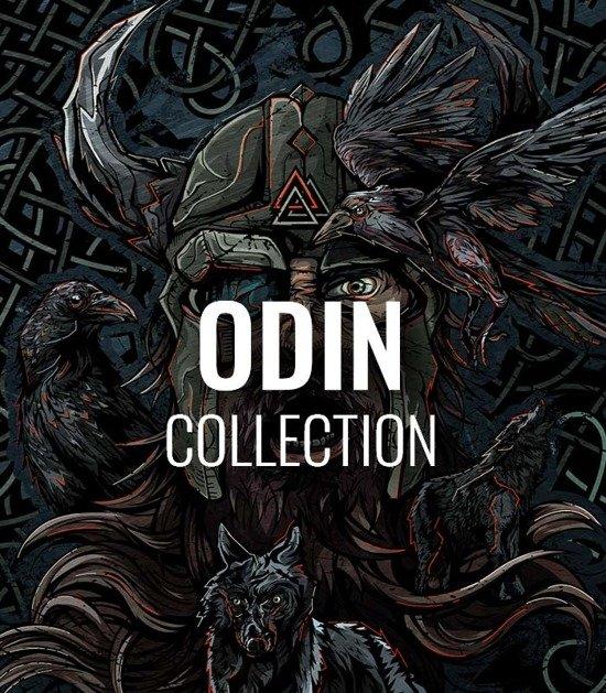 """Kolekce Ground Game  """"Odin"""""""