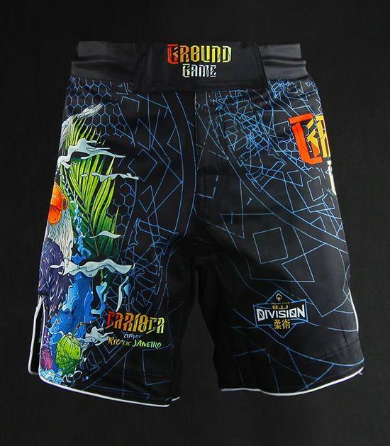 """Kraťasy MMA Ground Game """"Carioca"""""""