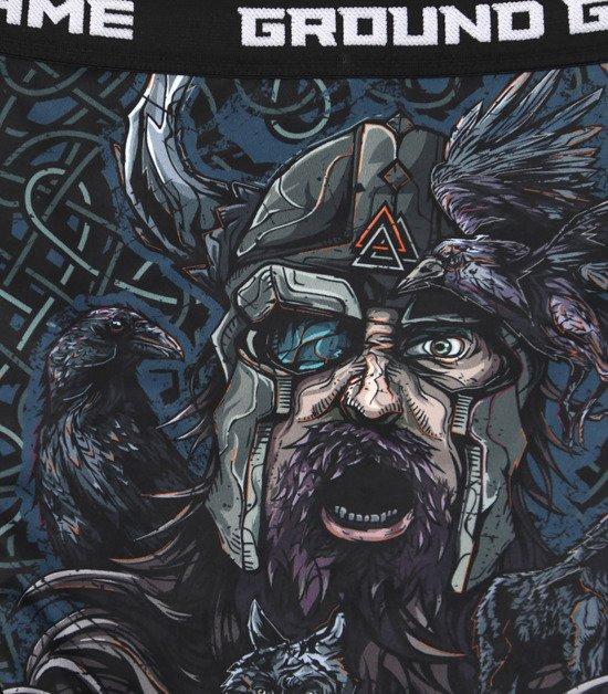 """Kraťasy Vale Tudo Ground Game """"Odin"""""""