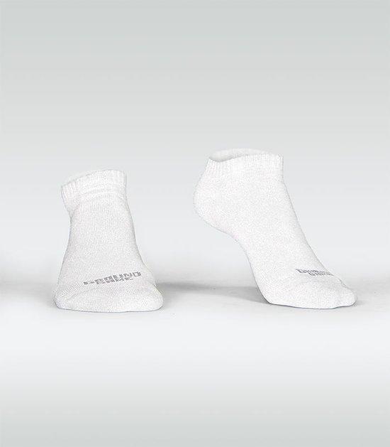 """Ponožky """"I know Jiu Jitsu"""" (Bílé)"""