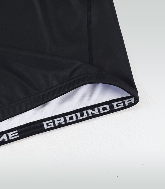"Rashguard Ground Game ""Bushido"" 3.0 (Černý)"