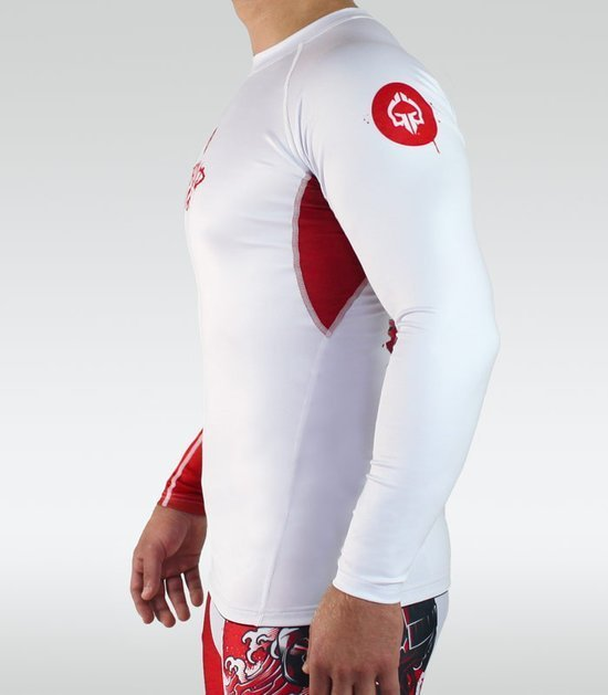"Rashguard Ground Game ""Kettei"""