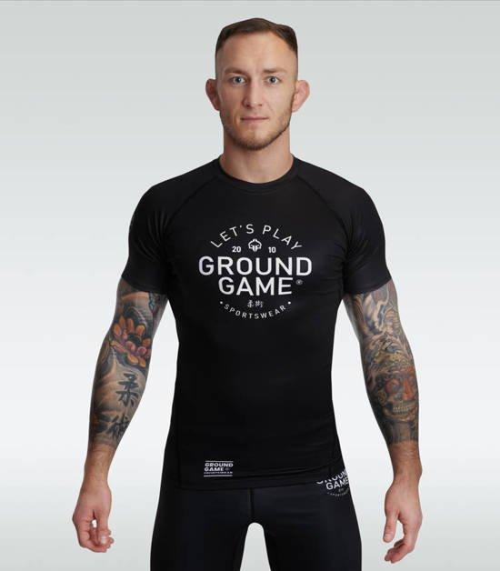 """Rashguard Ground Game """"Select"""""""
