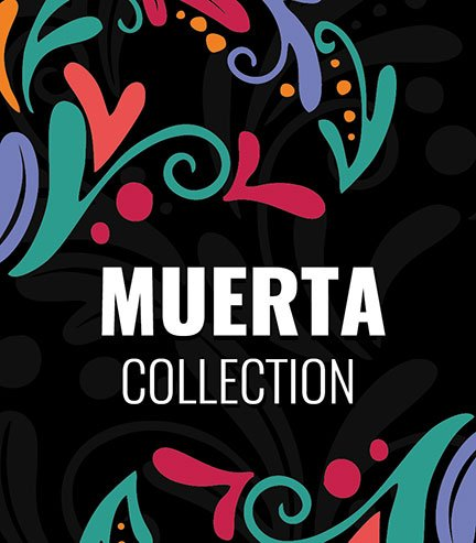 """Collection """"Muerta"""""""