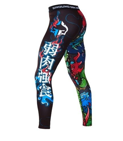 "Leggings ""Yokai"""
