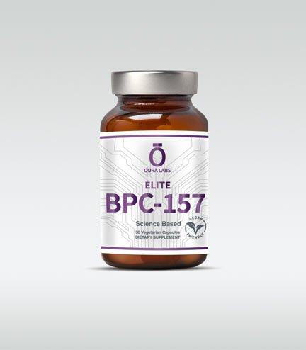 Oura Labs Elite BPC 157 Stable Form 30 caps