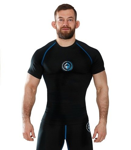 "Rashguard ""Athletic"" short sleeve"