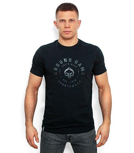 "T-shirt ""Select 2.0 Shadow"" Black"