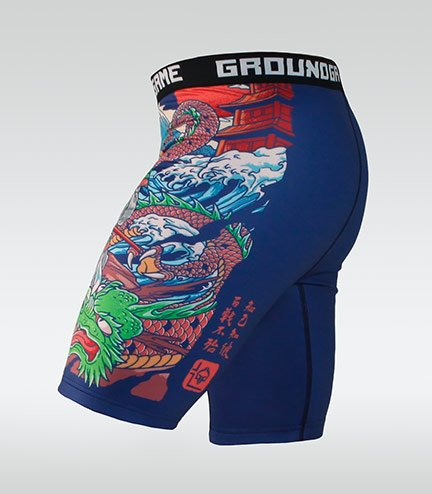 """Vale Tudo Shorts """"Tatakai"""""""