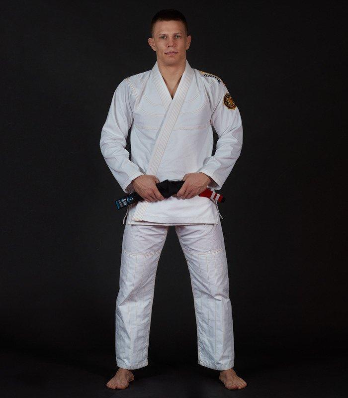 """BJJ GI """"Champion 2.0"""" (White)"""