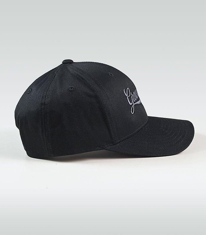 "Cap ""College Shadow"" Black"