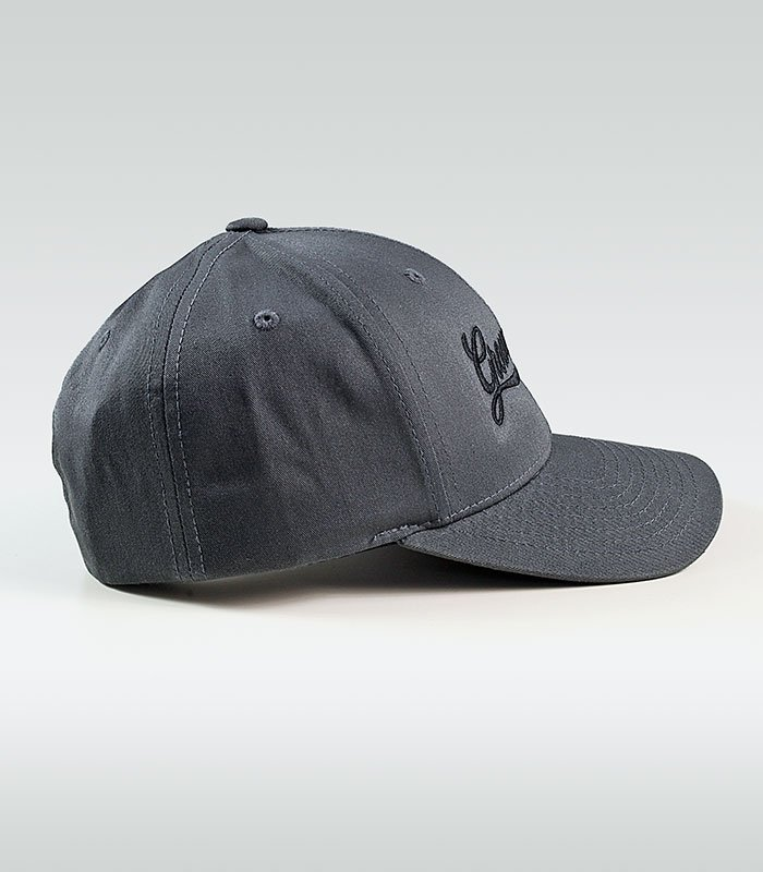 "Cap ""College Shadow"" Grey"