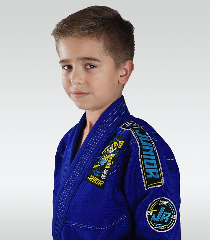 """Junior 3.0"" BJJ Kids GI (Blue)"