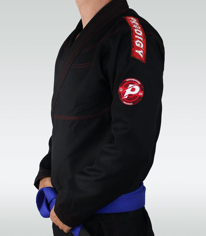 """Prodigy"" BJJ Teen GI (Black)"
