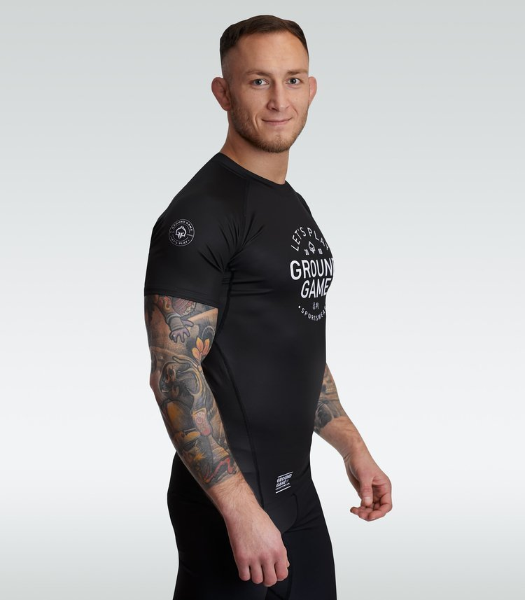 "Rashguard  ""Select"" Short Sleeve"