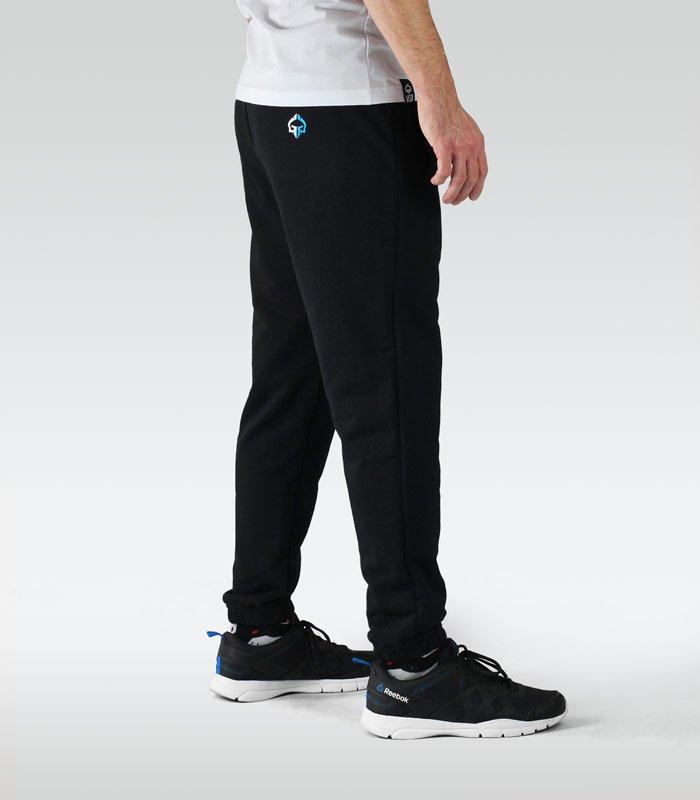 """Sweatpants """"Vinted"""" Black"""