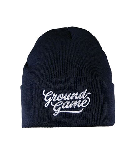 "Winter Hat ""Classic"" navy blue"