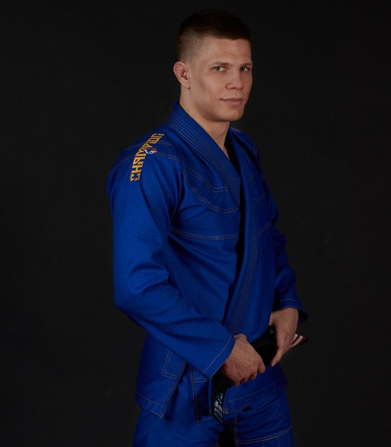 "BJJ GI ""Champion 2.0"" (Blue)"