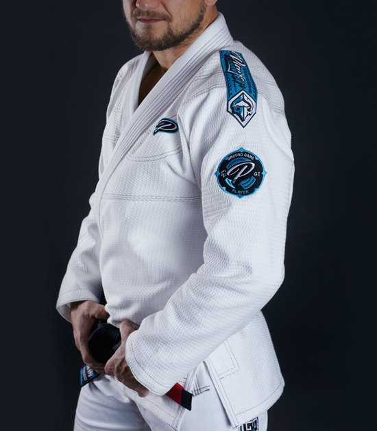 "BJJ GI ""Player"" (White)"