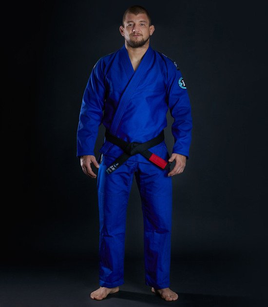 "BJJ GI ""Rookie"" (Blue)"