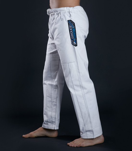 "BJJ GI ""Rookie"" (White)"