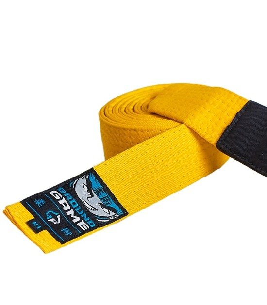 BJJ Kids Belt (Yellow)