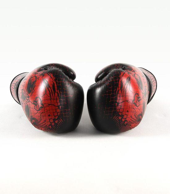 """Boxing Gloves PRO """"Red Skull"""" 10 oz"""