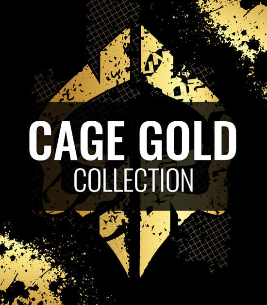 """Collection """"Cage Gold"""""""