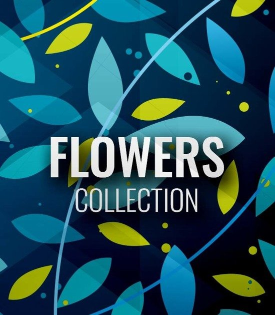 """Collection """"Flowers"""""""