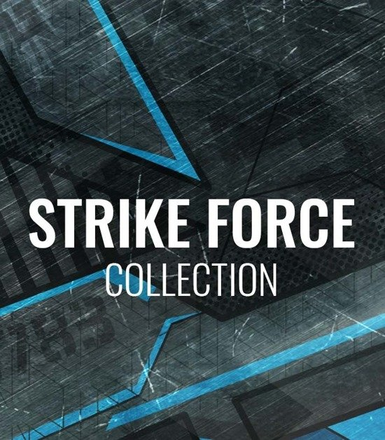 """Collection """"Strike Force"""""""